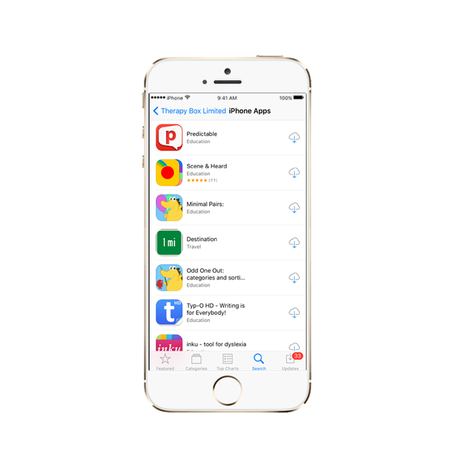 Lab App Store