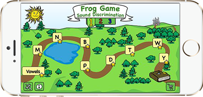 Frog Game School