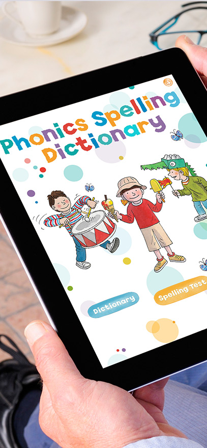 Phonics Spelling Dictionary
