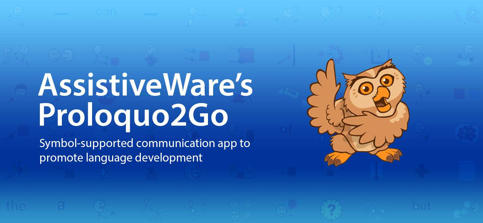 AssistiveWare's proloquo2go aac app
