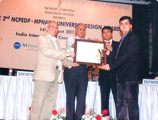 mPhasis Universal Design NCPEDP 2011