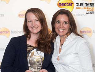 Nectar Small Business Award 2015
