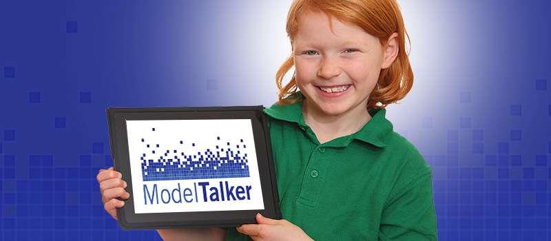 ModelTalker voice banking