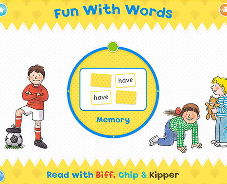 Biff chip & kipper my phonics kit