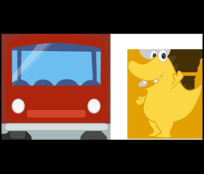 Rhyming Bus