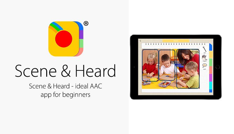 Scene & heard App