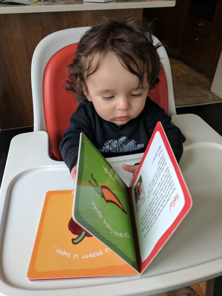 Why is dads reading to children so important?