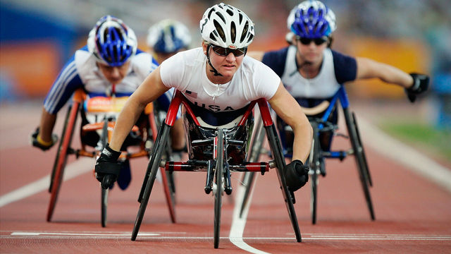 Paralympics 2012: Are they communication accessible?