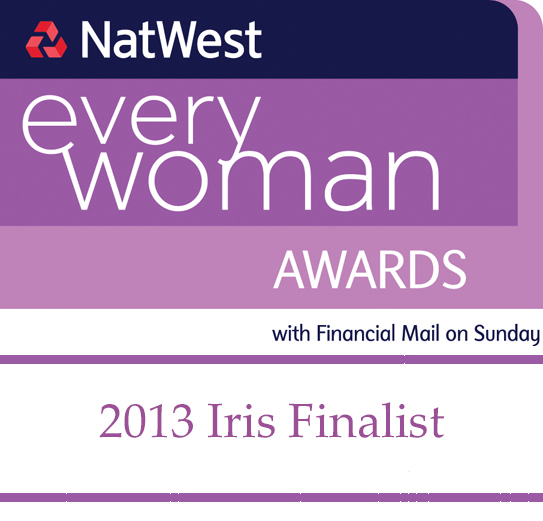 Rebecca Bright, Co-founder of Therapy Box, is chosen as a finalist for the NatWest everywoman Awards