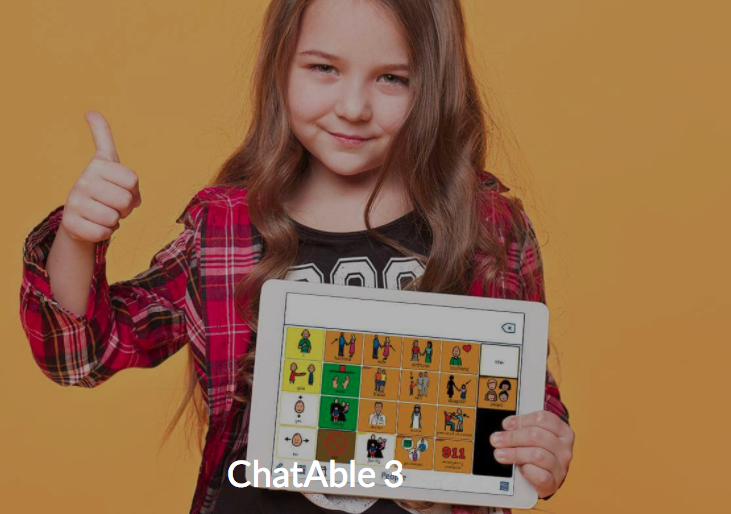 AAC apps - relieving the syndrome of just being a visitor in the classroom