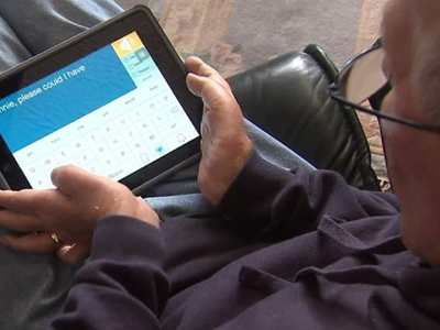 App To Help Motor Neurone Disease Sufferers