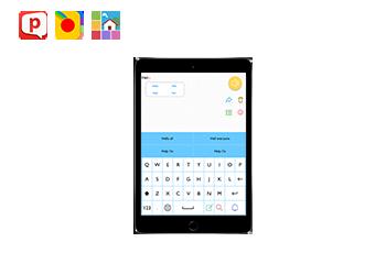 Communication App iPad Mini Bundle